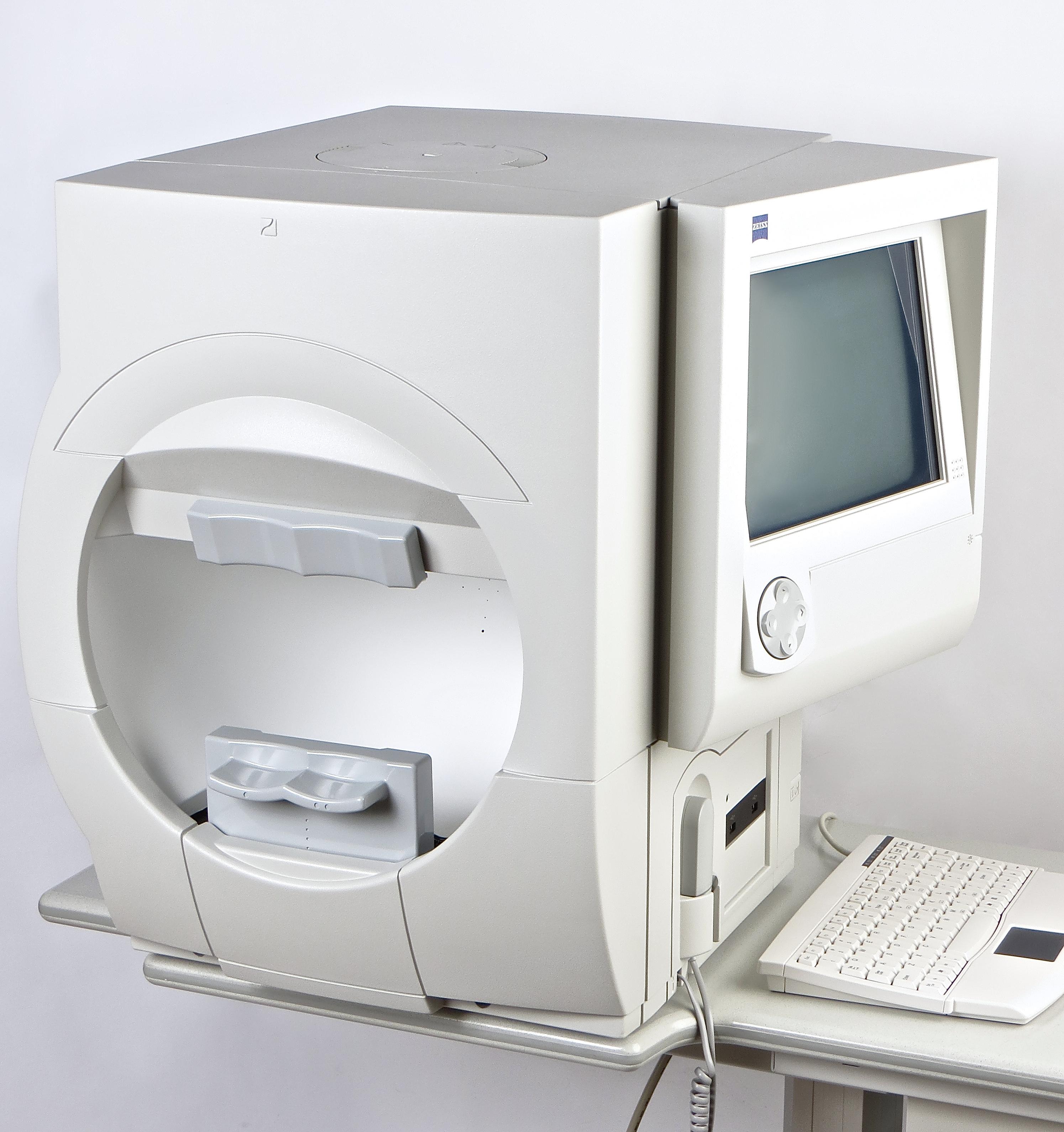 visual field machine for sale