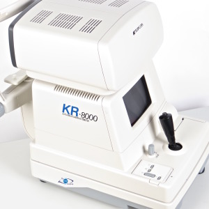 Topcon KR-8000